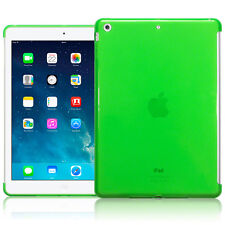 Apple iPad Air Case High Density Protective Gel Super Slim  Back Cover Green