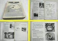 Harley Davidson FLTC FLHTC FXR FXRS-SP FXLR FXLR-CON FLHS 1993 Service Manual