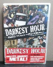 Darkest Hour: Party Scars and Prison Bars (DVD Used Very Good)