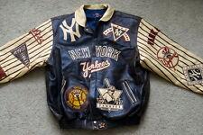 New York Yankees leather jacket