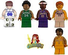 Custom Lego minifigure Any 19-20 Season Nba Player or Your Name James Uv Print
