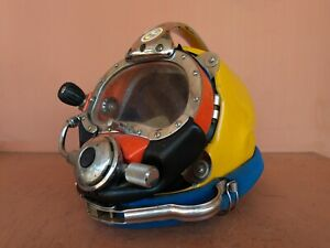 Kirby Morgan Commercial Diving Helmet SuperLite 16