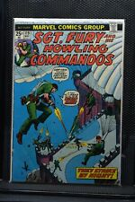 Sgt Fury and His Howling Commandos #119 Marvel Comic 1974 Stan Lee Ayers 6.0
