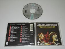 CREEDENCE CLEARWATER REVIVAL/CHRONICLE(CARRERE CA 801/98.554 FANTASY) CD ALBUM