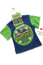 Teenage Mutant Ninja Turtles TMNT Create & Play T-Shirt Boys 2T [s0127]