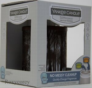 Yankee Candle Scenterpiece Twilight Silhouettes w/ LED and Timer Warmer NIB