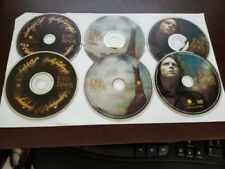 Lord of the Rings trilogy all Bonus features disks (DVD)
