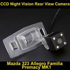 To Mazda 323 Allegro Familia Premacy MK1 Car CCD Backup Parking Rear View Camera