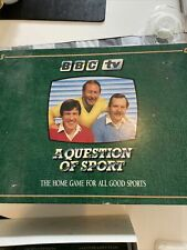 New listing A Question of Sport Board Game. Immaculate Mike Tyson Rookie, Ayrton Senna, etc