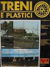 Treni e Plastici n°4 1979 Il SETTEBELLO Etr 300 - Locomotive a vapore italiane