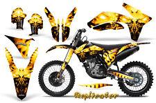 KTM 250SX 350SX 450SX 2011-2012 GRAPHICS KIT CREATORX DECALS RCY