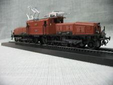 ATLAS 1/87 HO SBB Krokodil static model Electric Locomotive with box