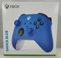 Microsoft Xbox Wireless Controller for Xbox One & Xbox Series X|S - Shock Blue