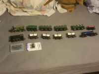 Bachmann Thomas Huge lot - locomotives and rolling stock (and spare parts)