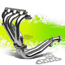 STAINLESS RACING 4-1 MANIFOLD HEADER/EXHAUST FOR 97-02 FORD ESCORT ZX2 S/R 2.0