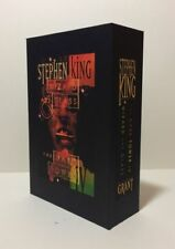 CUSTOM SLIPCASE Stephen King WIZARD AND GLASS 1st Edition / 1st Printing