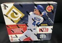 2017 Panini Chronicles MLB Baseball Hobby Box Factory Sealed RIZZO JUDGE NEW