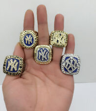 5 Set 1996 1998 1999 2000 2009 New York Yankees World Series Championship Ring