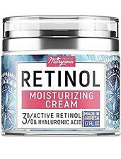 Maryann Retinol Moisturizing Cream 3% Active Retinol & Hyaluronic Acid