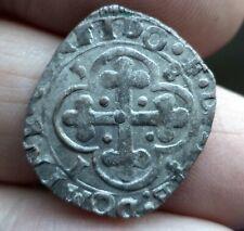 SAVOIE SOL DE 4 DENIERS CHARLES EMMANUEL 1er 1583 BOURG EN BRESSE