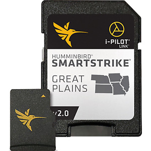 Humminbird SmartStrike Maps, Great Plains, V2