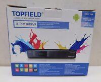 Topfield TF-T6211HD 500GB Android Smart DVR PVR DVB-T