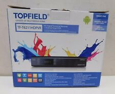Topfield TF-T6211HD 500GB Android Smart DVR PVR DVB-T