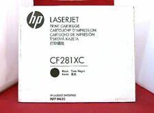 CF281XC 81X Genuine HP White Box Black Toner LaserJet M630Z 604DN 604N 605DH