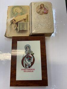 VINTAGE / ANTIQUE  Catholic Child's Prayerbook 1933, Key Of Heaven Prayer Book