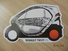 auto collant RENAULT TWIZY ZE mondial de l'auto Paris 2010