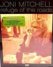 Joni Mitchell - Refuge of the Road  DVD, NEW! FREE SHIP! WOODSTOCK, FOLK,CONCERT