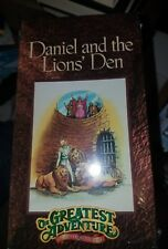 The Greatest Adventure - Stories from the Bible: Daniel and the Lions' Den [Vhs]