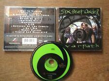 Six Feet Under – Warpath  [CD Album] 1997 PROM0