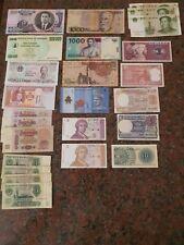 More details for world banknotes joblot
