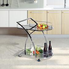 servierwagen ebay. Black Bedroom Furniture Sets. Home Design Ideas