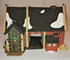 """New ListingDepartment 56 """"Butter Tub Barn� #58338 Retired Dickens' Village Series"""
