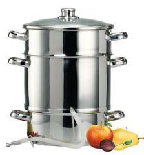 Elektrischer Entsafter für Orangen und Zitrusfrüchte 40 W Trommel 1 Liter BPA F