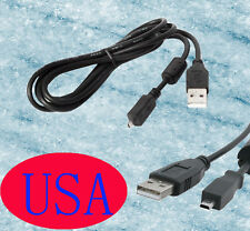 USB Charger Cable/Cord for Kodak Easyshare M853,M863 U8