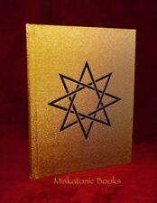 JINN SORCERY by Rain Al-Alim, LIMITED Hardcover, Scarlet Imprint, Grimoire