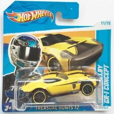 Véhicules miniatures Hot Wheels pour Shelby