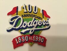"""LOS ANGELES DODGERS Embroidered Iron On Patch 3"""" X 3"""""""