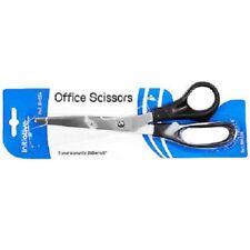 """S1386 Initiative Plastic Handle Scissors 210mm (8"""") Black"""