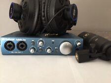 Presonus Audio Box iTwo Studio -Mobile Hardware Software Recording unit