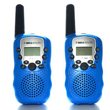 Bellsouth Walkie Talkie T388 Two Way Radio for Kids 2 Pack Blue