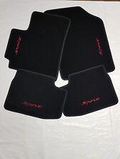 Tappeti Auto Suzuki Swift Sport dal 2004 al 2010, Tappetini Personalizzati!