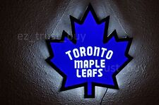 """New Toronto Maple Leafs Man Cave LED Neon Sign 14"""""""