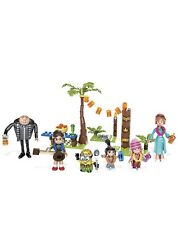 Mega Construx Despicable Me 3 Family LuauParty Building Set Buy one Get one Free
