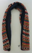 SCARF by GAP KIDS Boys Blue and Tan Western Type Style One Size 55 Inches Long