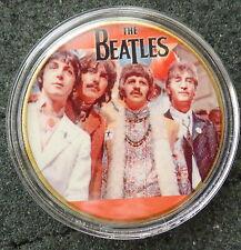 The Beatles 24Kt Gold Memorabilia Collectible Coin #13