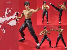 Bruce Lee KungFu 75th Anniversary Bandai S.H. Figuarts SHF Figure Figurine NoBox